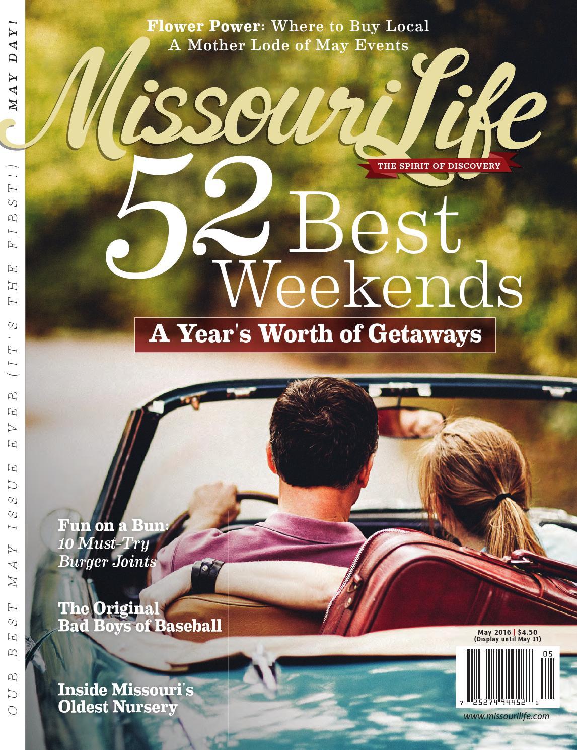Missouri Life May 2016 by Missouri Life Magazine - issuu