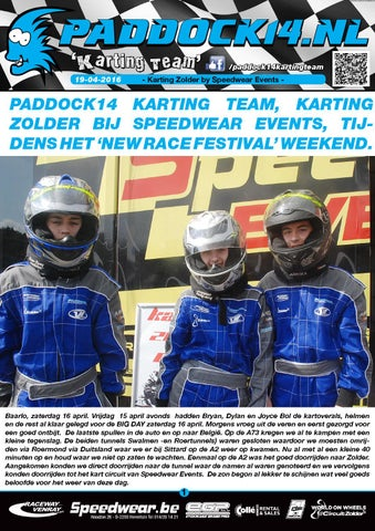 Radne katalogen 2016 Karting by Stefan Radne - issuu 44348ee116630