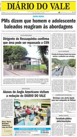 0489e02d34 7974 diario terça feira 29 03 2016 by Diário do Vale - issuu