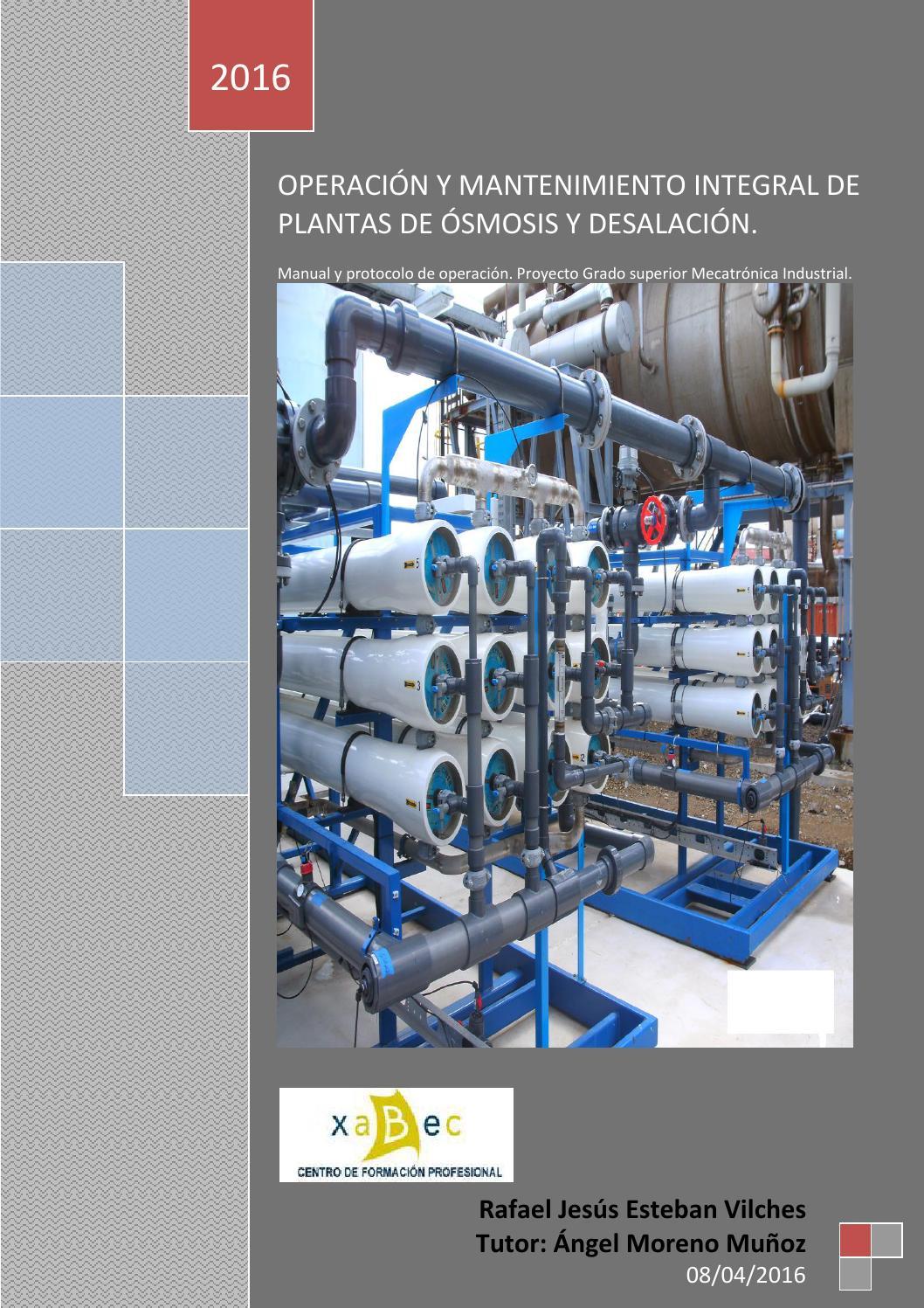 CFGS Mecatrónica Industrial \