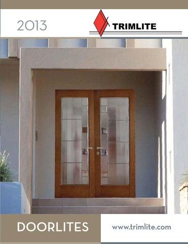 Trimlite Brochure 2013-2015 & Trimlite Doorlites 2011 by MDL Doors - issuu pezcame.com