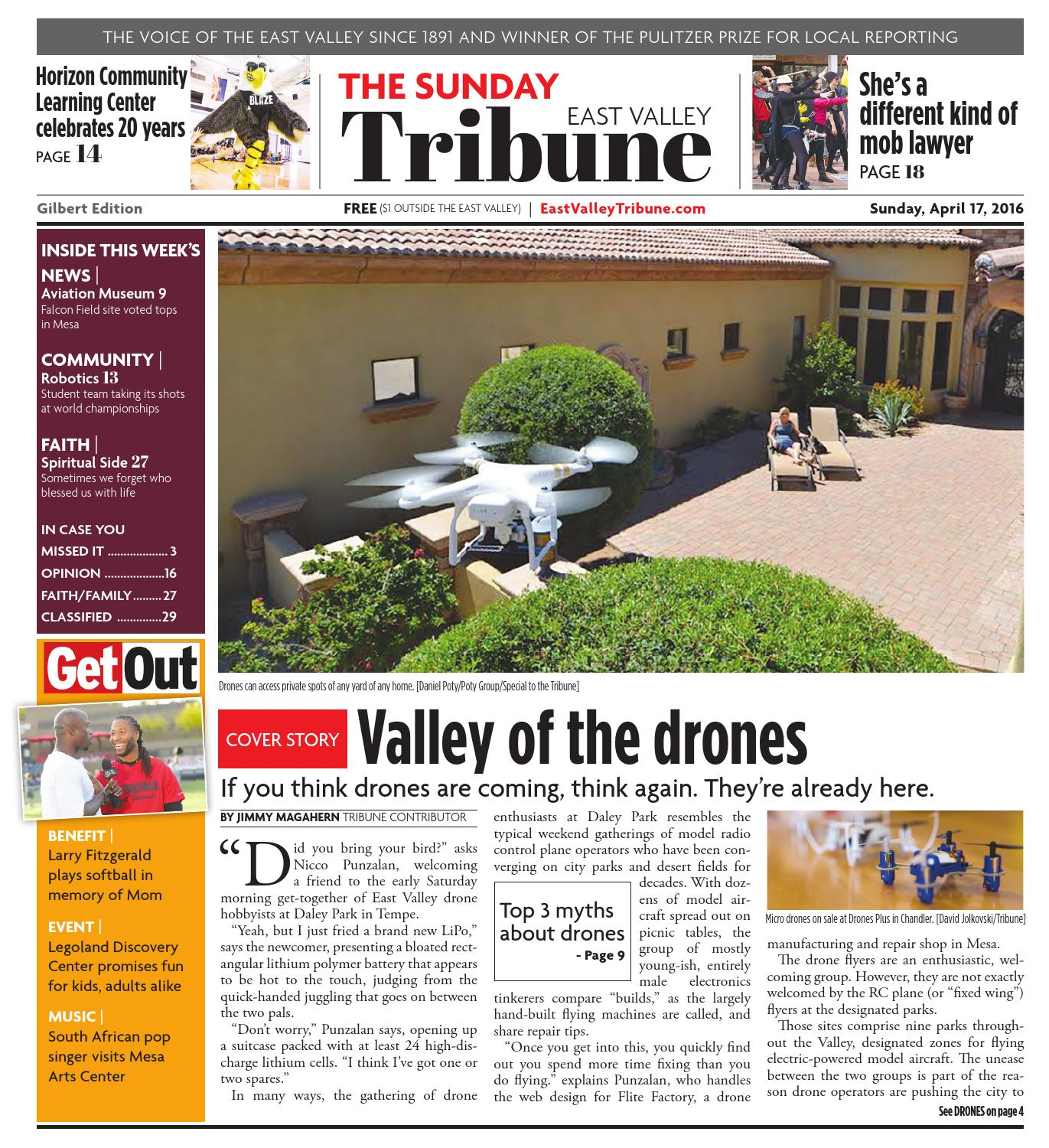East Valley Tribune Gilbert 04 17 16 By Times Media Group Issuu Electrical Diagram Dixie Chopper Lawn Mower Parts Online