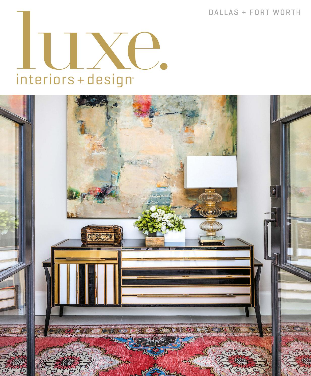 Luxe Magazine May 2016 Dallas by SANDOW® - issuu 8f042f61164e6