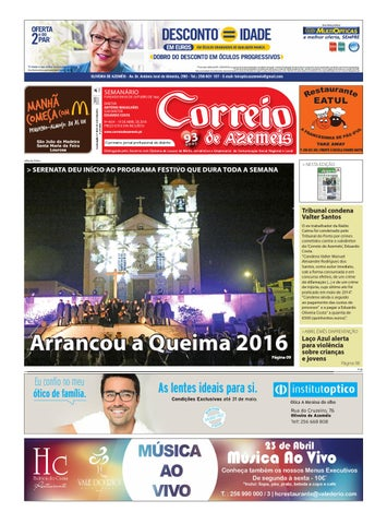 19 04 2016 by Correio de Azeméis - issuu 44f1c98bdf930