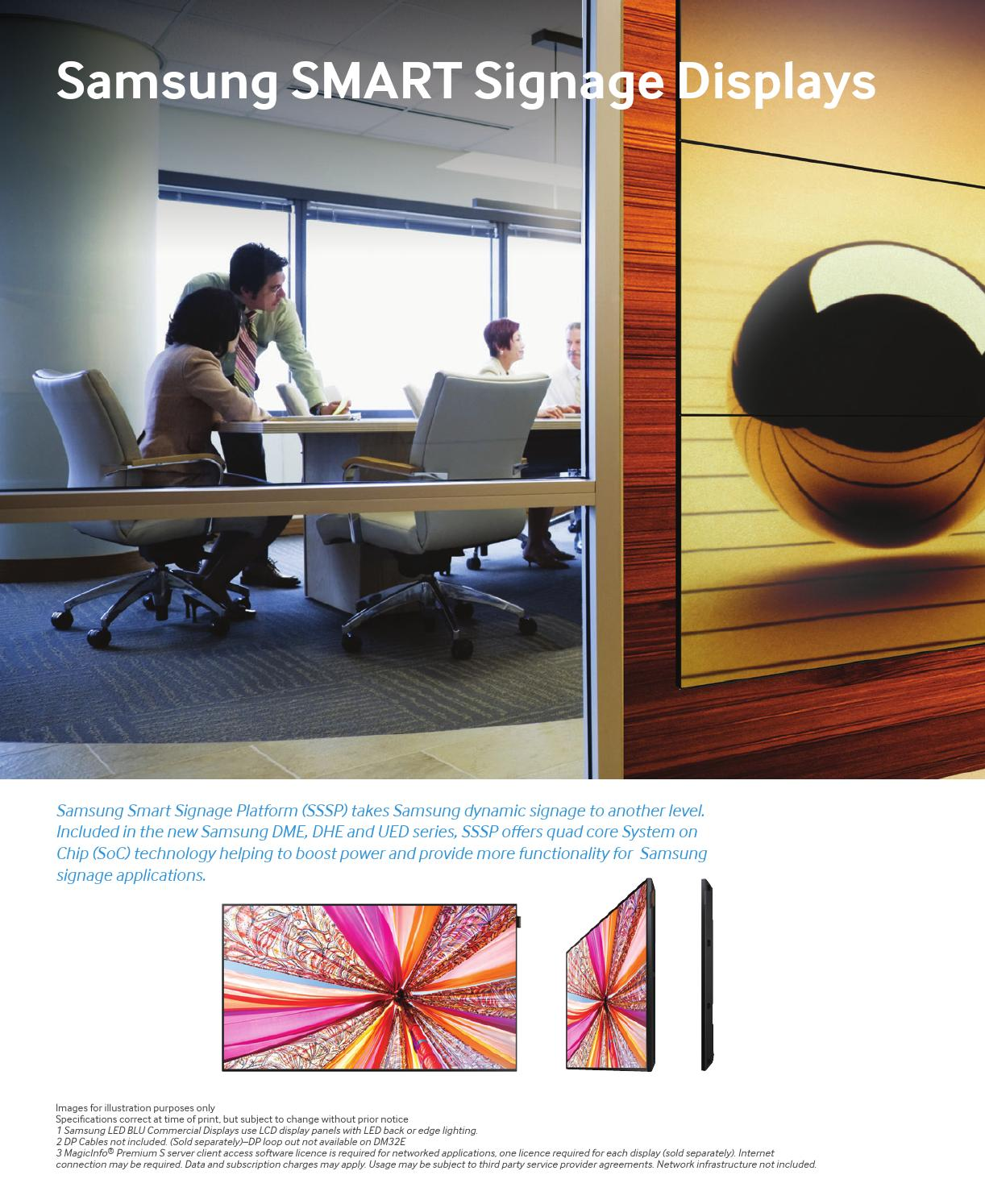 Av asia pacific magazine the new samsung smart signage platform av - Av Asia Pacific Magazine The New Samsung Smart Signage Platform Av 1