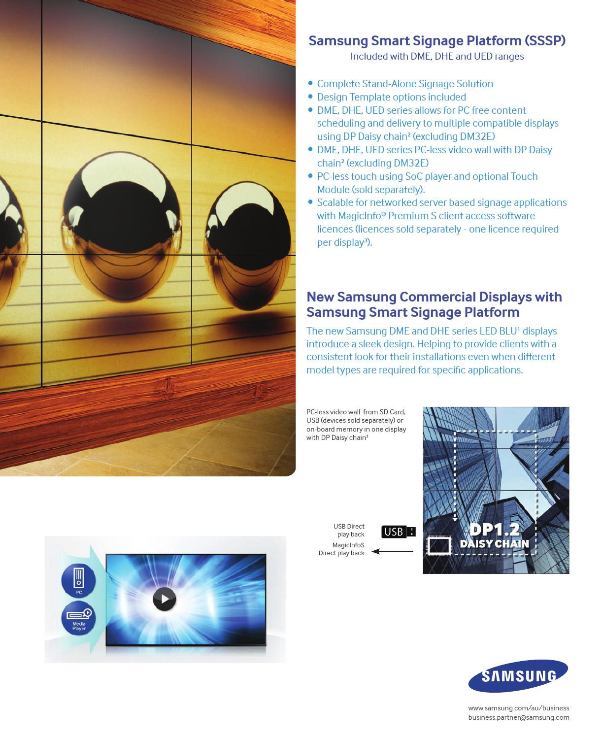 Av asia pacific magazine the new samsung smart signage platform av - Av Asia Pacific Magazine The New Samsung Smart Signage Platform Av 2