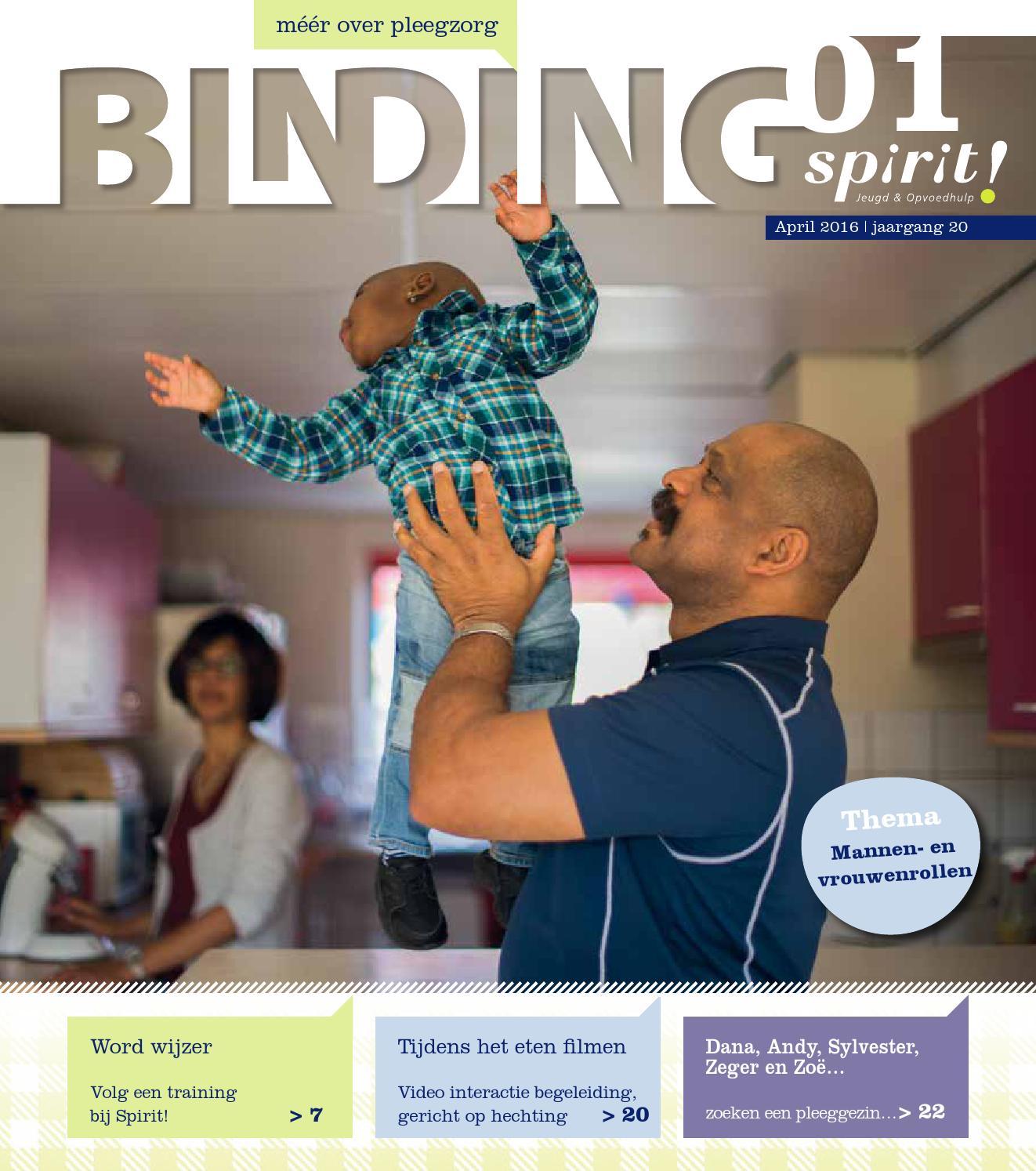 Binding 1 2016 By Spirit Jeugdhulp