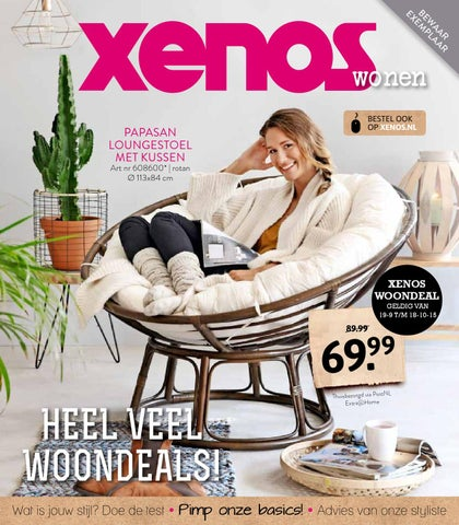 Xenos Nachtkastje Zwart.Xenos Woonmagazine By Studiobont Issuu