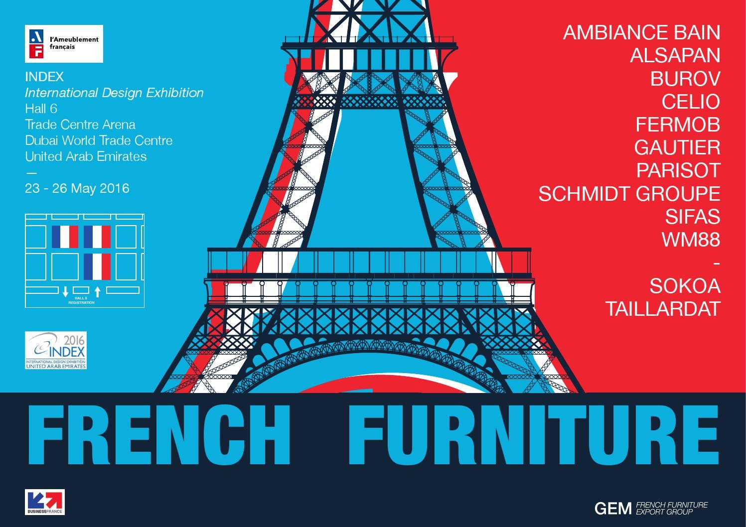 Index Dubai Eau French Furniture By Stephanie Guillot Issuu