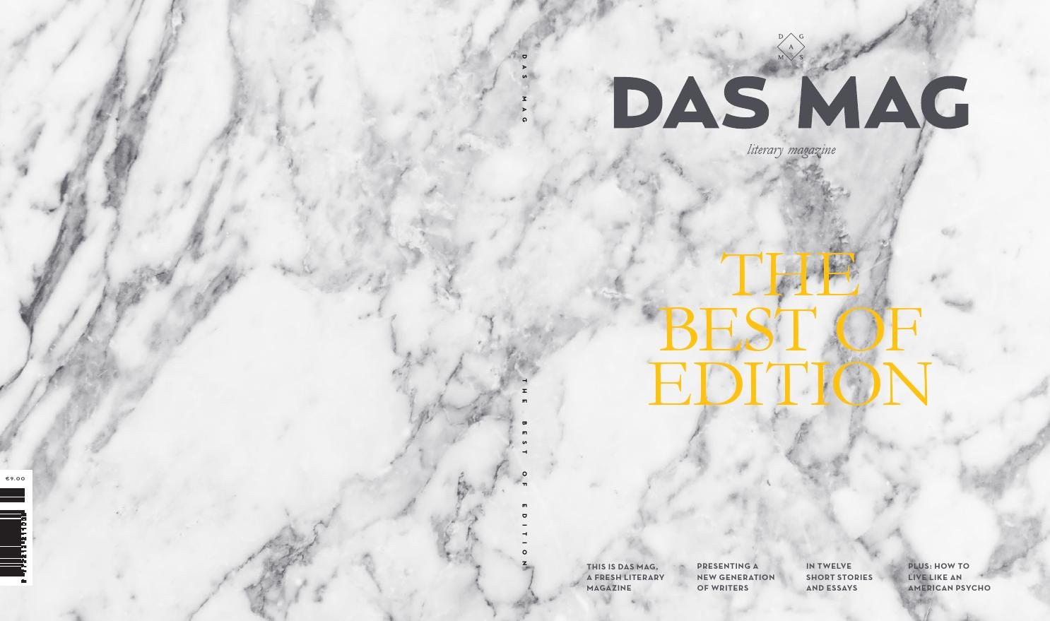 Das Mag - The Best of Edition by Das Mag Publishers - issuu