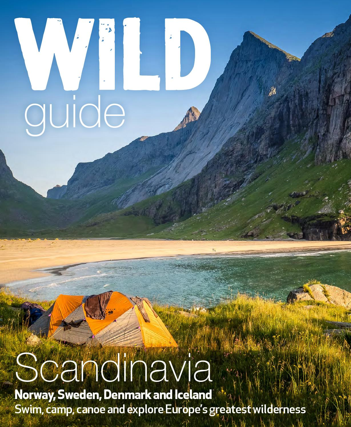 Magical Places To Stay In Europe: Wild Guide Scandinavia Issuu By Wild Things Publishing