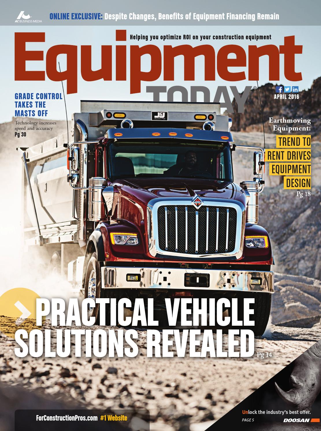 Equipment Today April 2016 by ForConstructionPros com - issuu