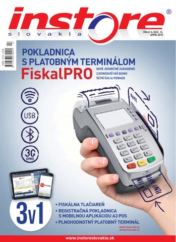 2a50cfb5c1f3 In store slovakia april 2015 by IN STORE Slovakia - issuu