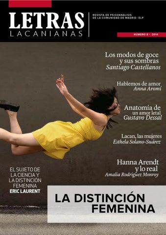 Letras Lacanianas Nº 8 by Sebastian Villalonga - issuu