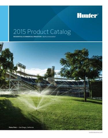 Hunter FPT Rotator MP 3000 360 Degrees-MP3000360