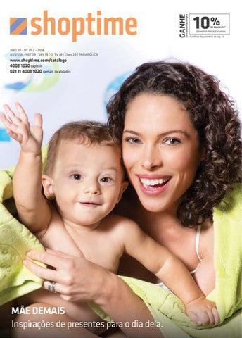 c60899c52a Catálogo Shoptime 16.3 by TV Shoptime - issuu