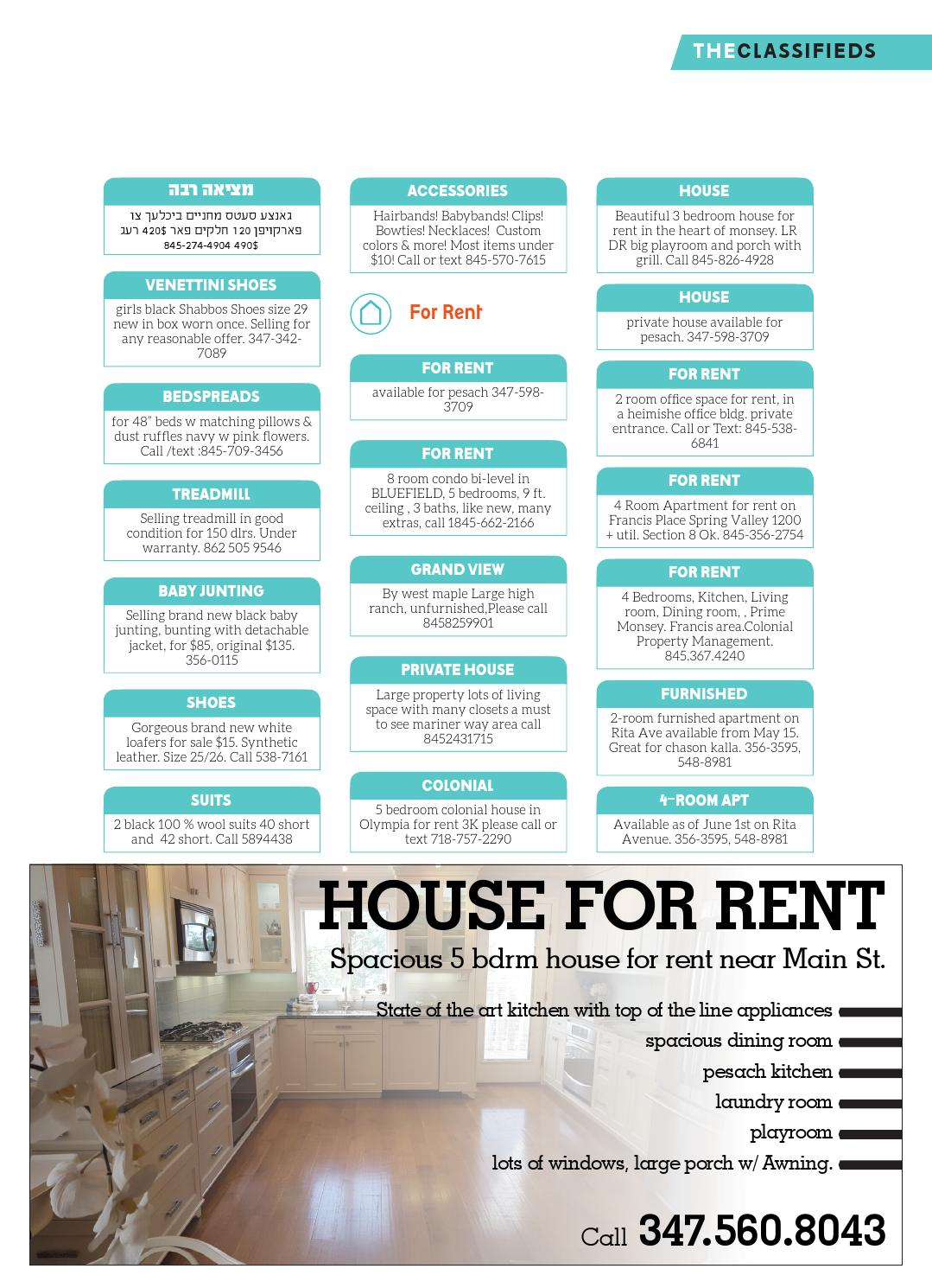 Issue 47 by The Monsey View - issuu