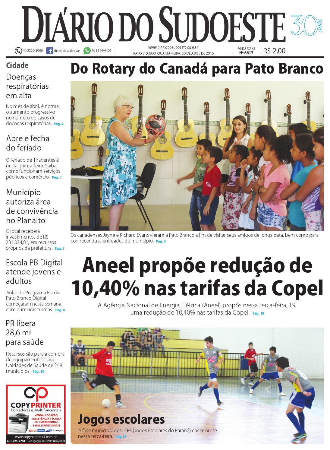 Diário do sudoeste 20 de abril de 2016 ed 6617 by Diário do Sudoeste - issuu 08c8d8dce4337