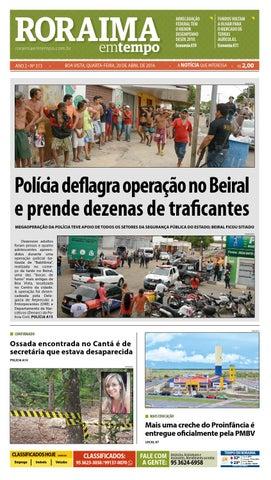 7a09b5f6683 Jornal roraima em tempo – edição 313 – período de visualização ...
