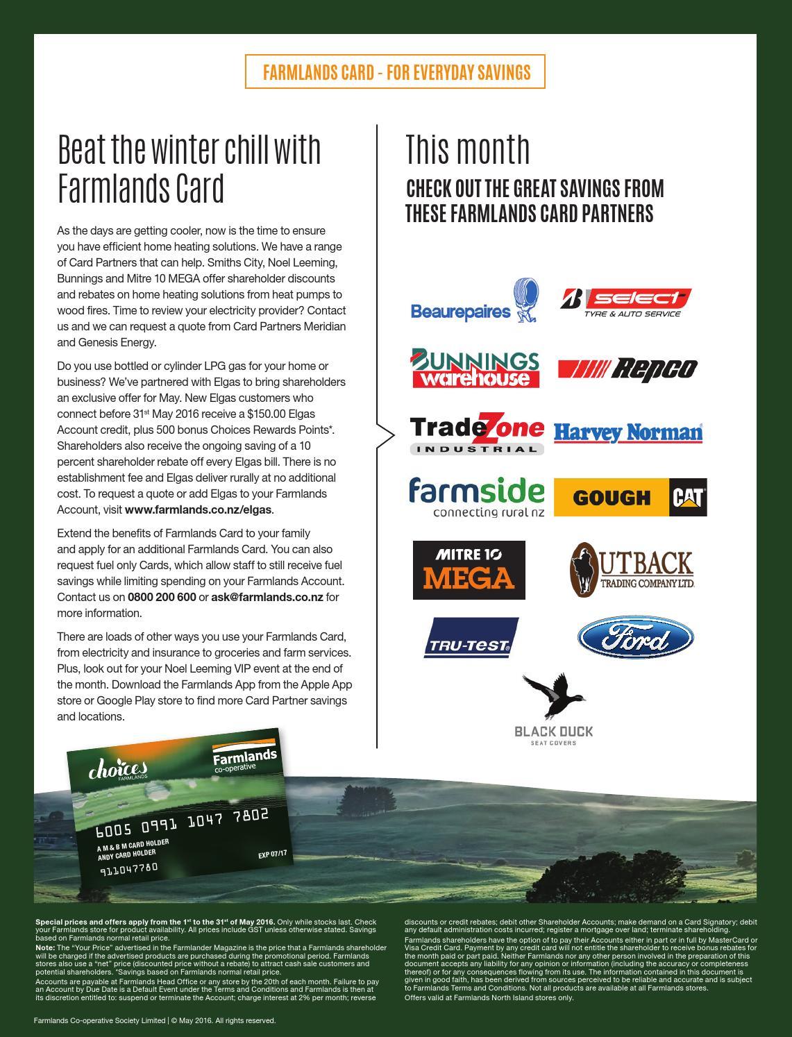 Farmlander May 2016 North by Farmlands - issuu