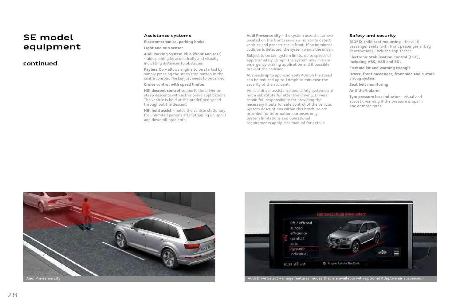 Audi Q7 英国 2016 by Chris Lan 蓝祖彬 - issuu