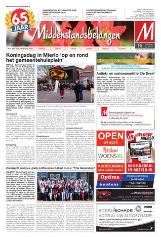 9fd27e5b4c1 Middenstandsbelangen, week 16 2016 by Middenstandsbelangen - issuu