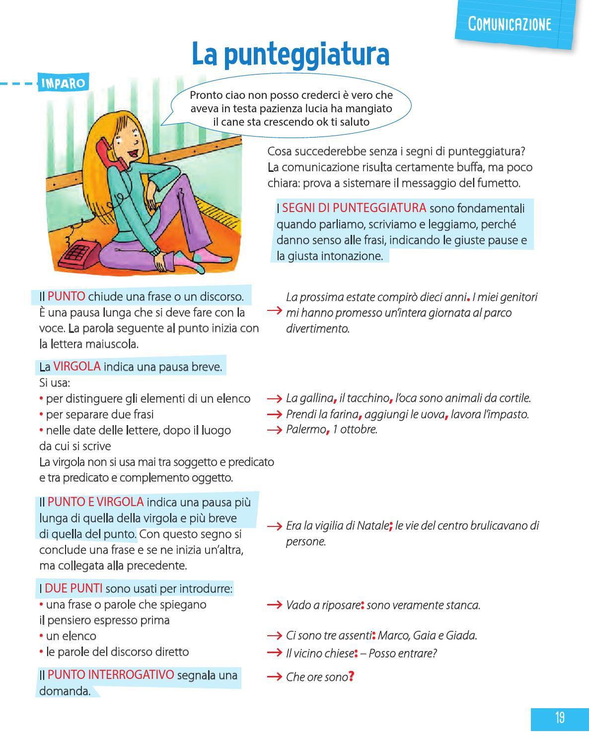 Sorpresa classe 4 grammatica by gruppo editoriale - Si puo fare il bagno dopo mangiato ...