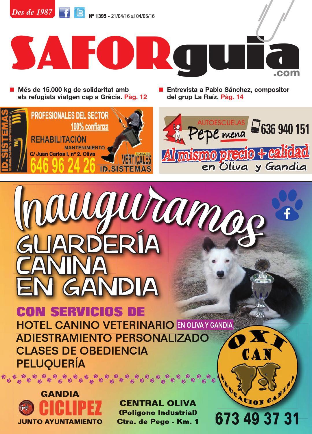 Publicaci N Del 21 De Abril Al 4 De Mayo De 2016 By Saforguia  # Muebles Peiro Quart De Poblet