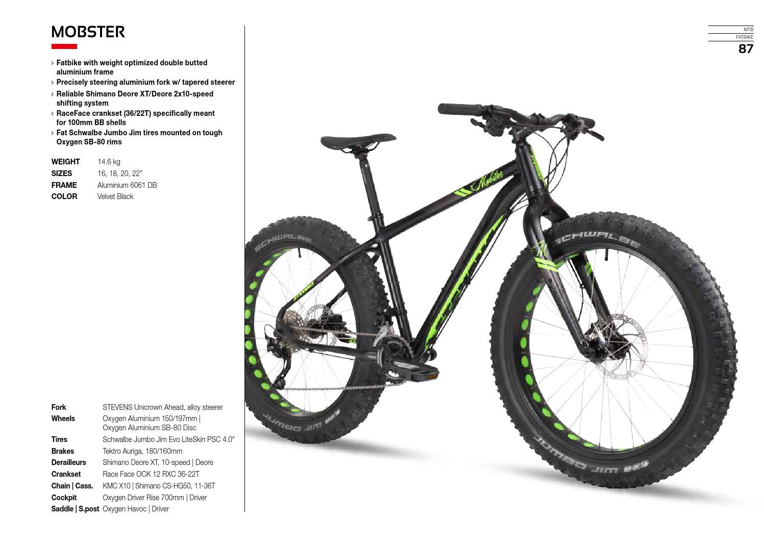 Schwalbe Bike Tyre Jumbo Jim PSC all Sizes
