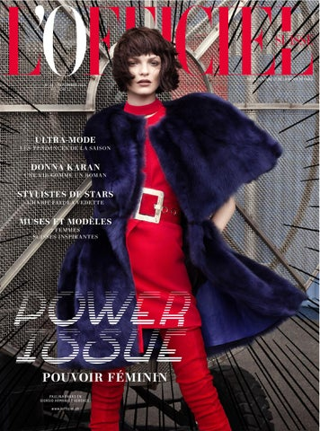 L'OFFICIEL No. 13 , Septembre 2015 – FULL VERSION