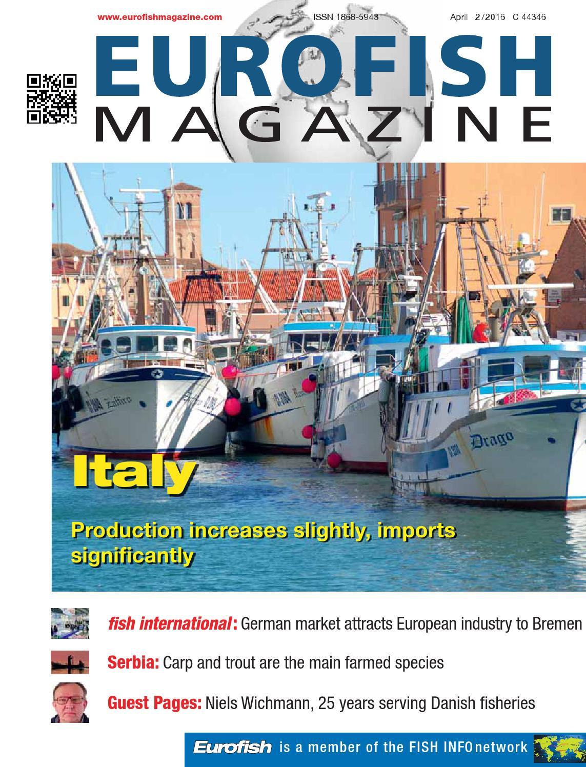 Eurofish Magazine 2 2016 by Eurofish - issuu