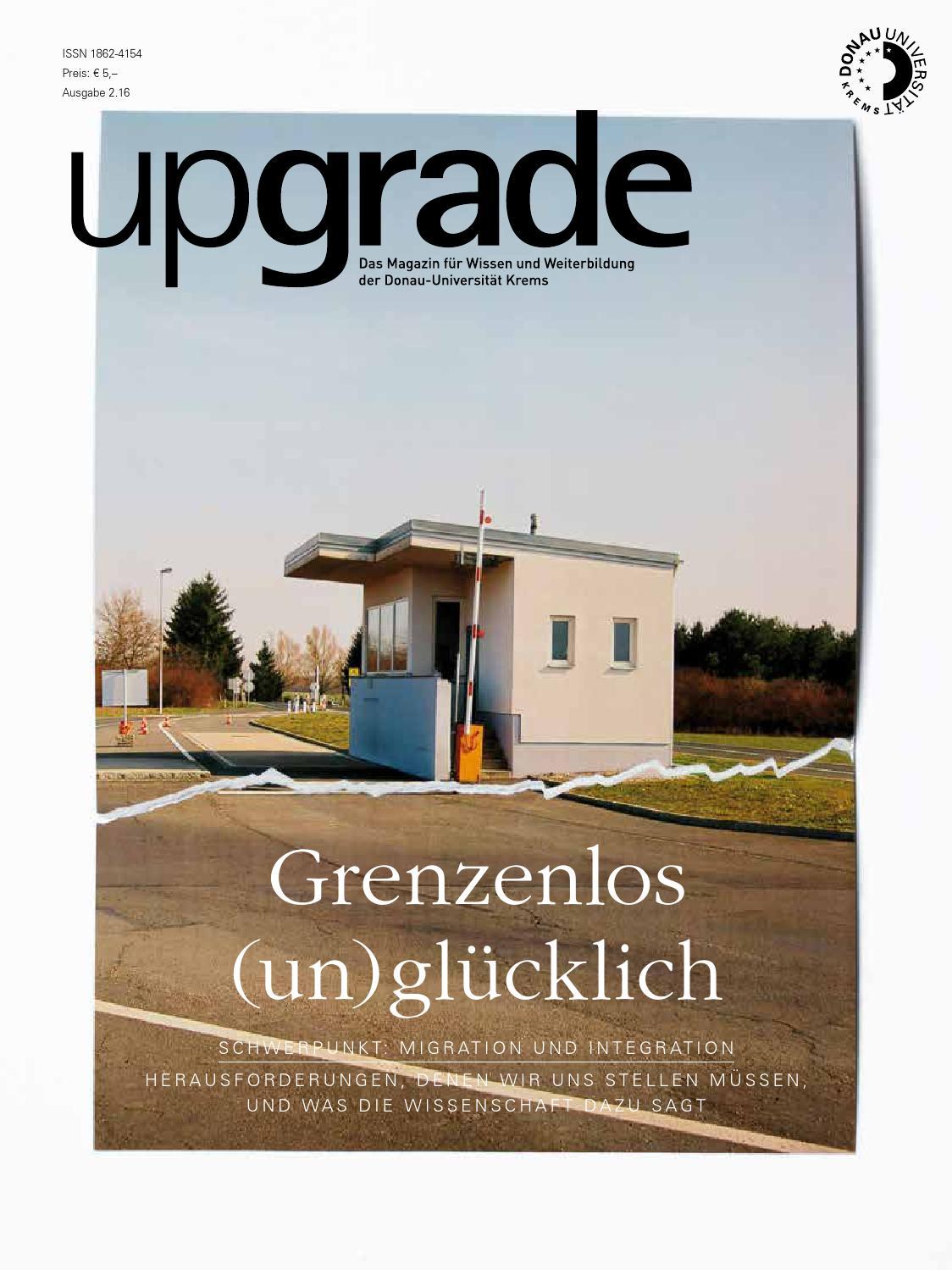 upgrade 2.2016 by Donau-Universität Krems - issuu
