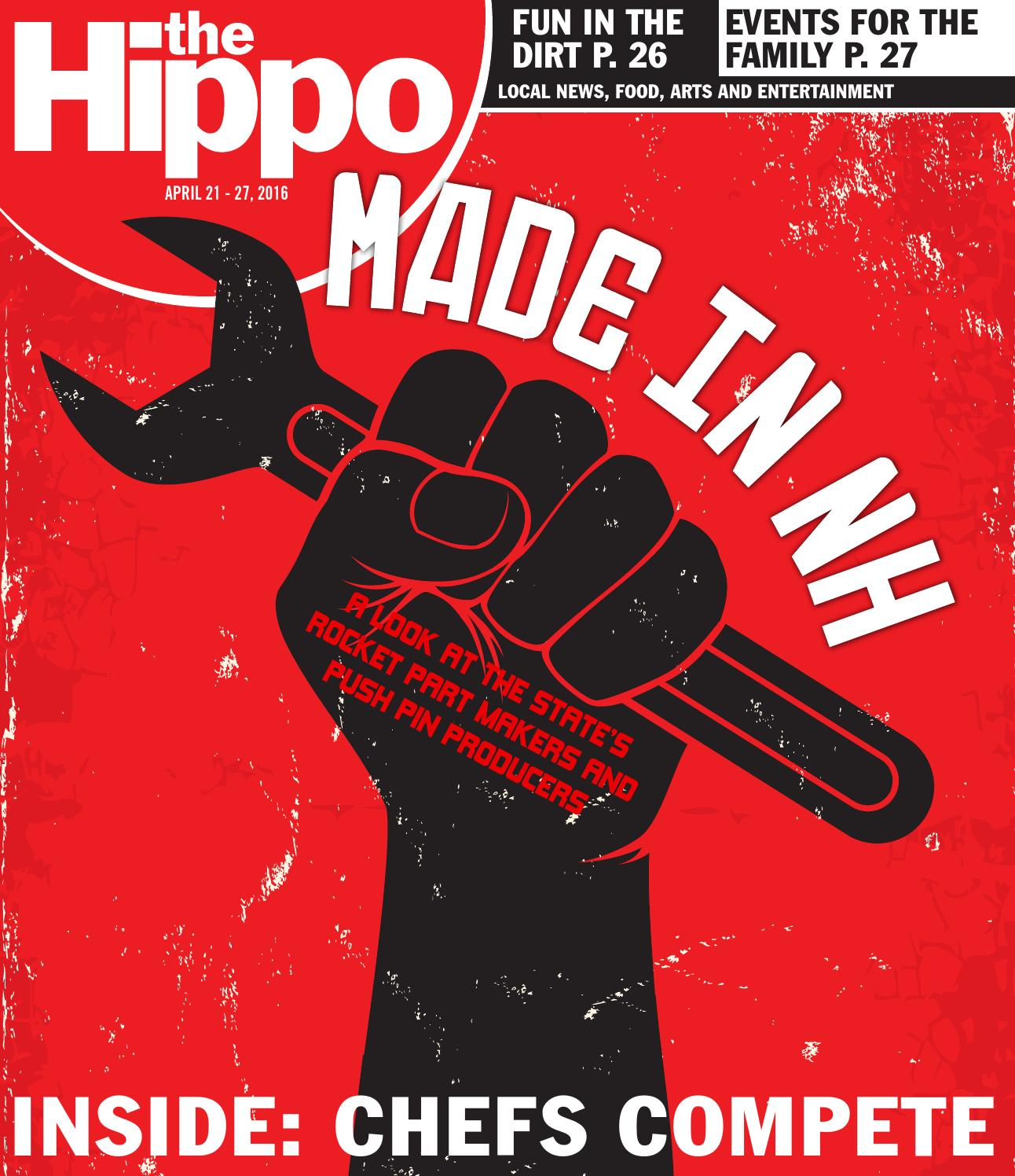 Hippo 4/21/16 by The Hippo - issuu