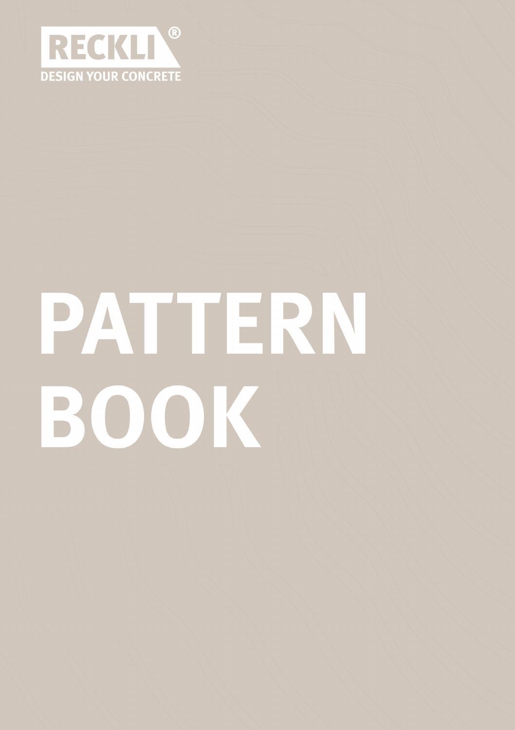 RECKLI Patternbook by RECKLI GmbH - issuu
