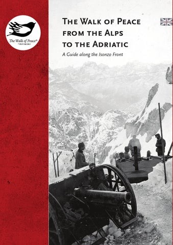 The walk of peace from the alps to the adriatic, a guide along the ... 2f5398ec3f7d