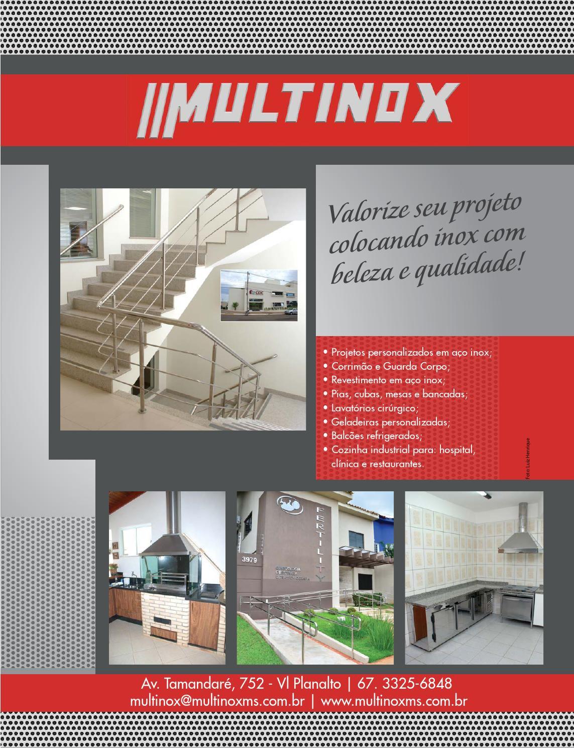 Revista Sa De Campo Grande Ms Edi O 2 12 2012 By Revista Sa De