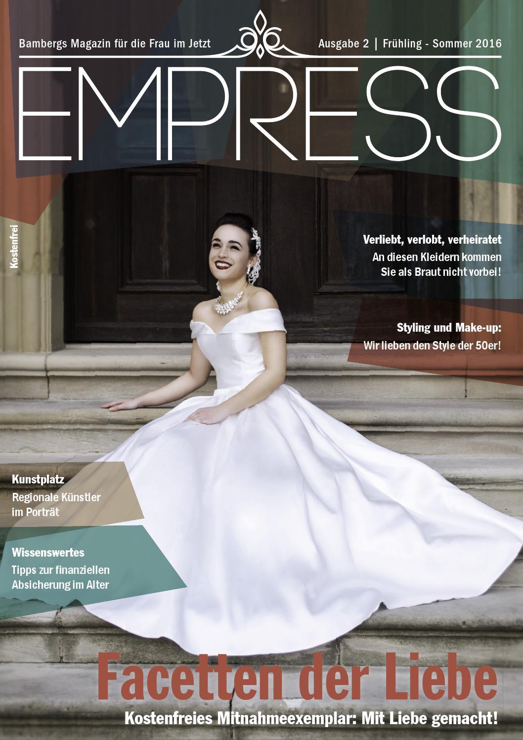 EMPRESS - Bambergs Magazin für die Frau im Jetzt by 2mcon ...