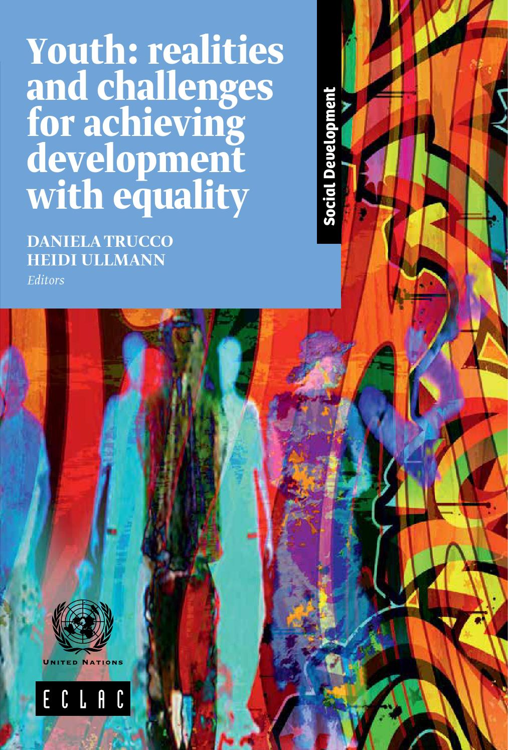 Youth Realities And Challenges For Achieving Development With