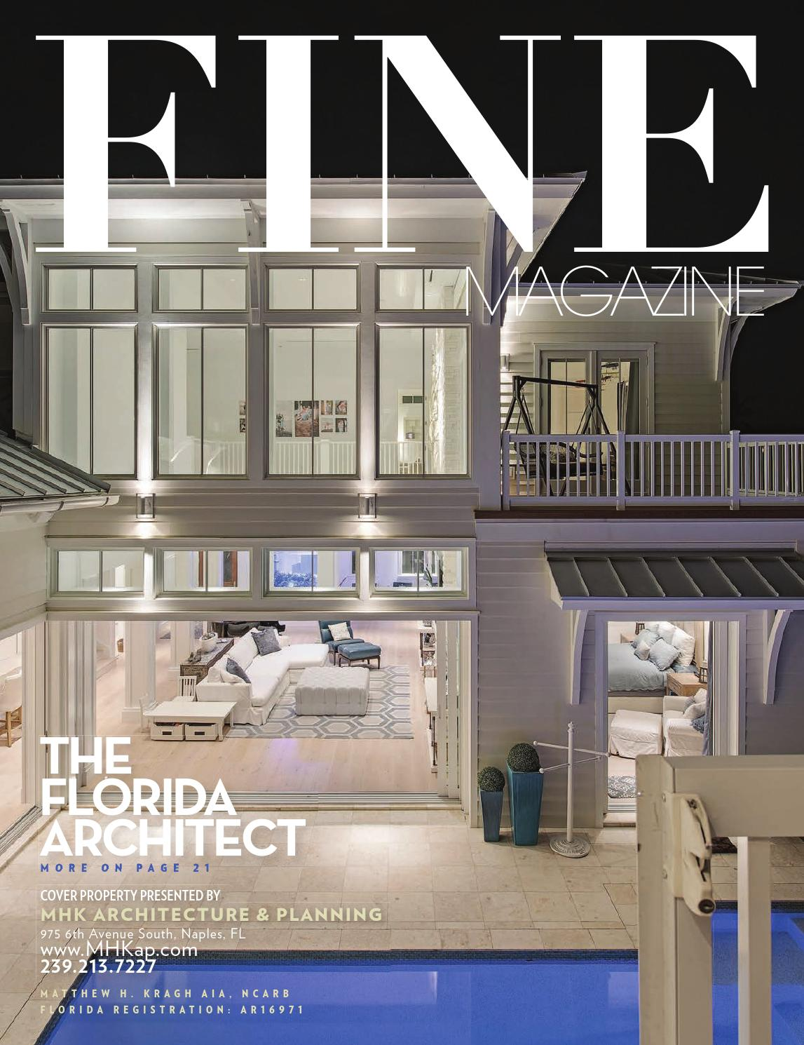 FINE Magazine April 2016 by FINE Magazine Naples FL issuu