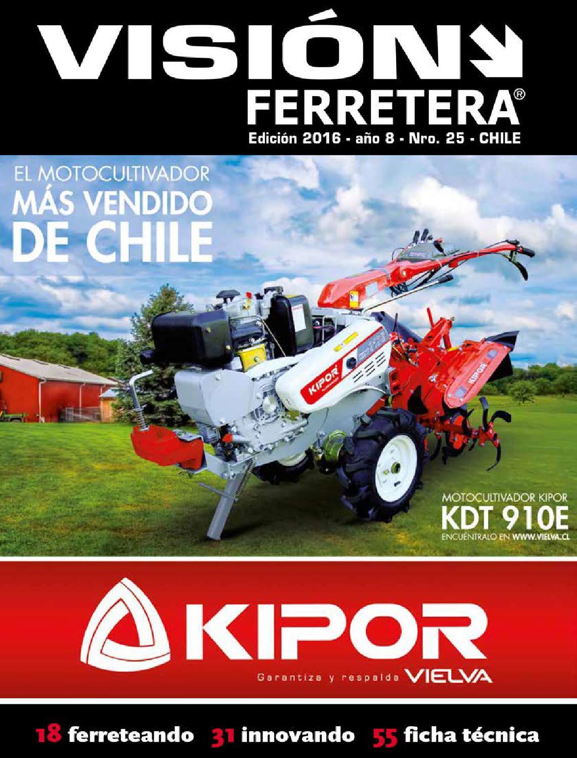 Visión Ferretera edición 25 marzo 2016 by Vision Ferretera - issuu