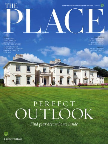 110f25d668f Chewton Rose - The Place - Spring 2016 by Spicerhaart Ltd - issuu