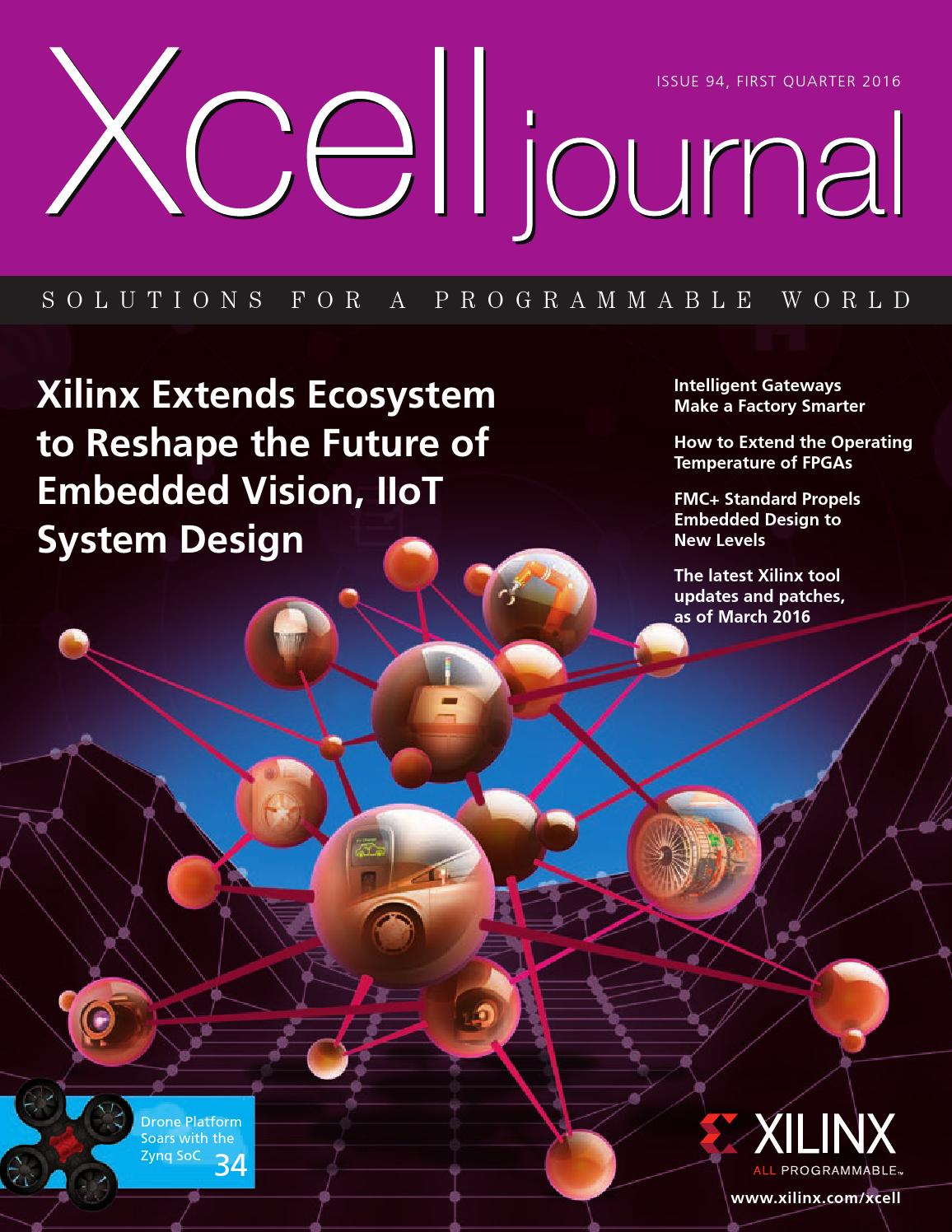 Xcell Journal Issue 94 By Xilinx Publications Issuu Master Slave Switch Eeweb Community