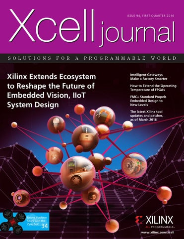 Xcell Journal Issue 94 by Xilinx Xcell Publications - issuu