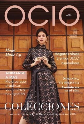 OCIO Abril 2016 by Revista Ocio - issuu 49bdd21e3e9