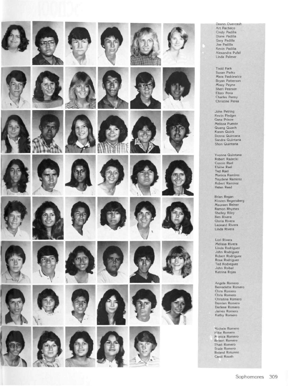 Santa Fe High School Yearbook- 1983 by Santa Fe High School Publications -  issuu