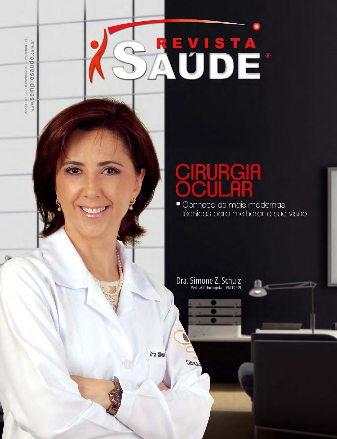 addce6c38 Revista Saúde Umuarama/PR - Edição 35 - 12/2012 by Revista Saúde - issuu