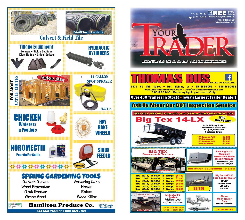 Hawkeyetrader 042216 by Hawkeye Trader - issuu