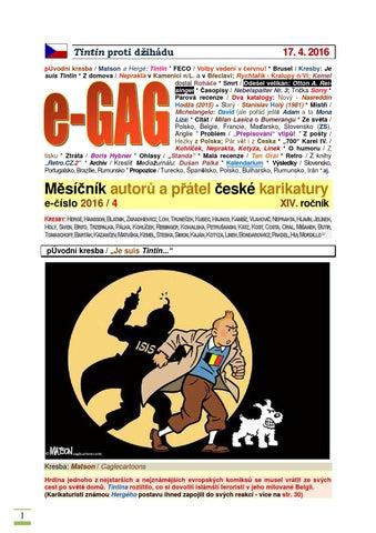 Gag 2016 4 By Miroslav Hajnos Issuu