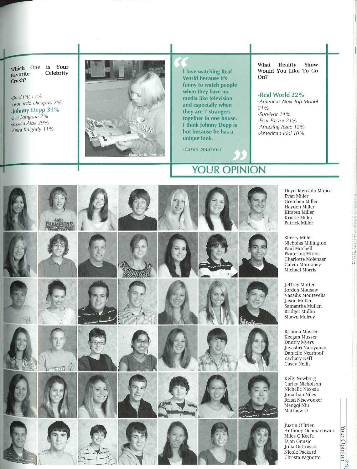 2007 Yearbook By Affinity Connection Issuu