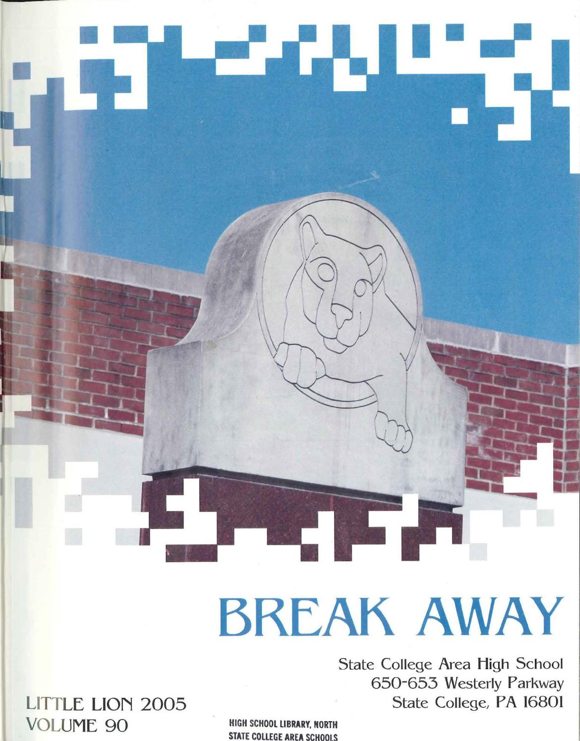 2005 Yearbook by Affinity Connection - issuu
